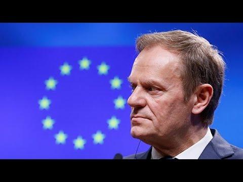 Varsovie ne veut pas reconduire Donald Tusk