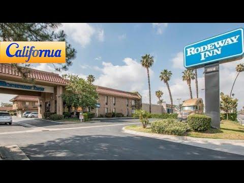Rodeway Inn Riverside, Riverside Hotels - California