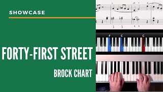Forty-First Street   Early Intermediate Piano Solo