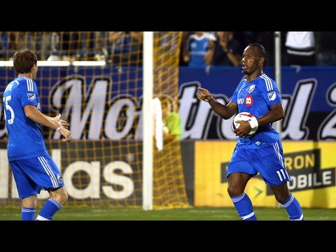 HAT TRICK: Didier Drogba's 3 Goals In First Montreal Impact Start