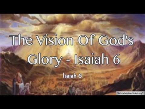 god and vision God speaks through opening our literal eyes  another kind of picture is with the eyes opened through the actual eye for me, this vision is not vivid.