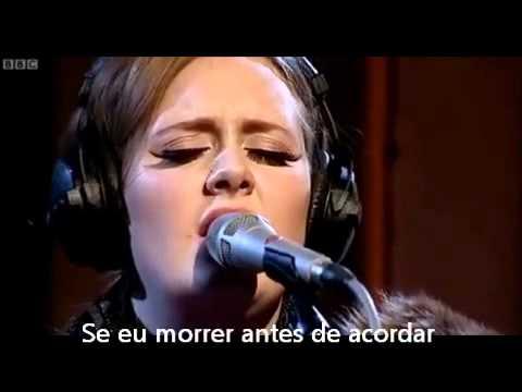 Adele - Promise This - Legenda Português
