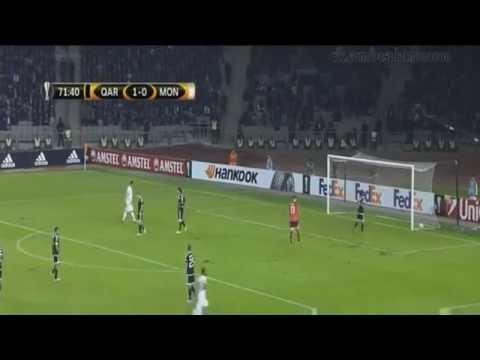 Лига Европы. Группа J. 4-й тур. Карабах (Азербайджан) - Монако (Франция) 1:1