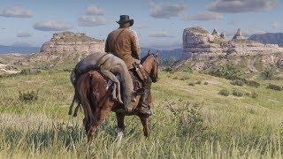 Red Dead Redemption 2 - как получить лучшего коня (арабского)