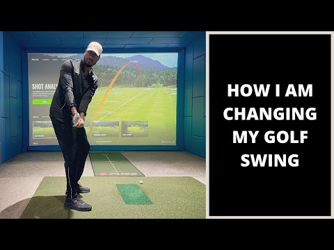 HOW I AM CHANGING MY GOLF SWING |  IMPROVING MY GAME WITH MY DRIVER