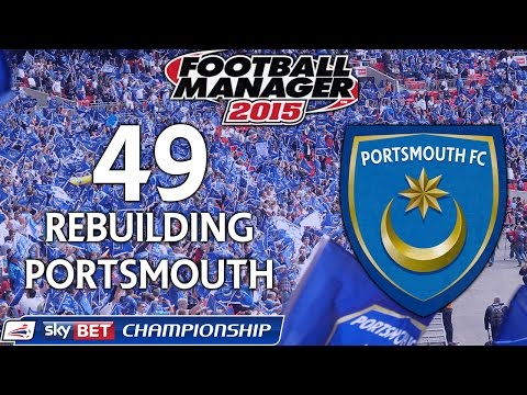 Rebuilding Portsmouth - Ep.49 The Blue Machine (Middlesbrough) | Football Manager 2015