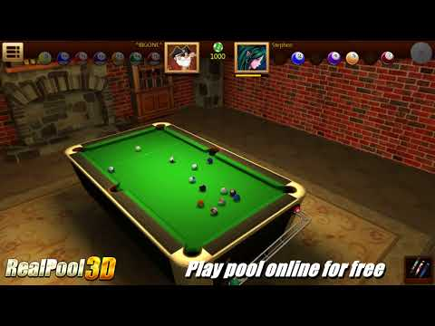 Real Pool 3D - 2019 Hot 8 Ball And Snooker Game - Apps on