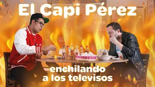 Episodio 9 con El Capi Pérez-cuando los sueños se cumplen.