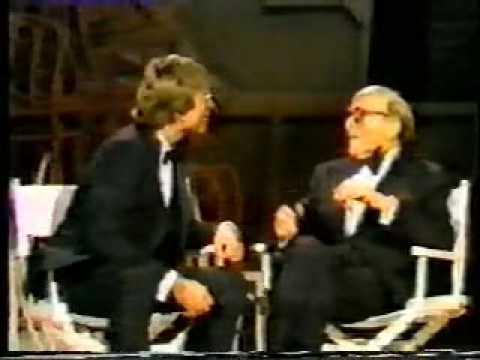 George Burns & John Denver live on TV - I Wish I Was Eighteen Again (1981)