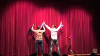 Matt Grindley's Magique Show Footage