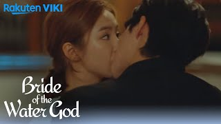 Bride of the Water God - EP14 | Staircase Kiss