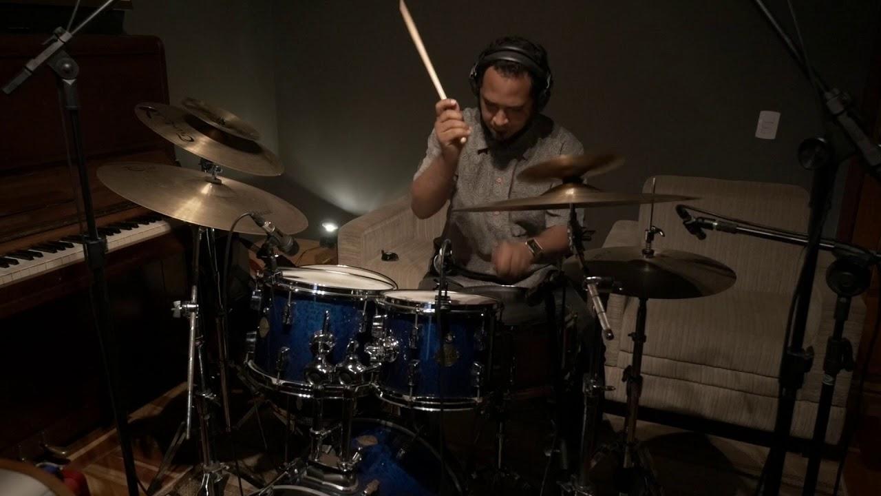 Elthon Dias - Thank You Jesus. Drum Solo ( Free).