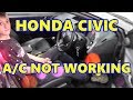 Honda Civic Air Con Not Working