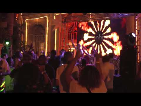 Jimpster live at Sun7 @ Deana Spa - Luanda (Part 2 of 2) HD - 2018.03.04