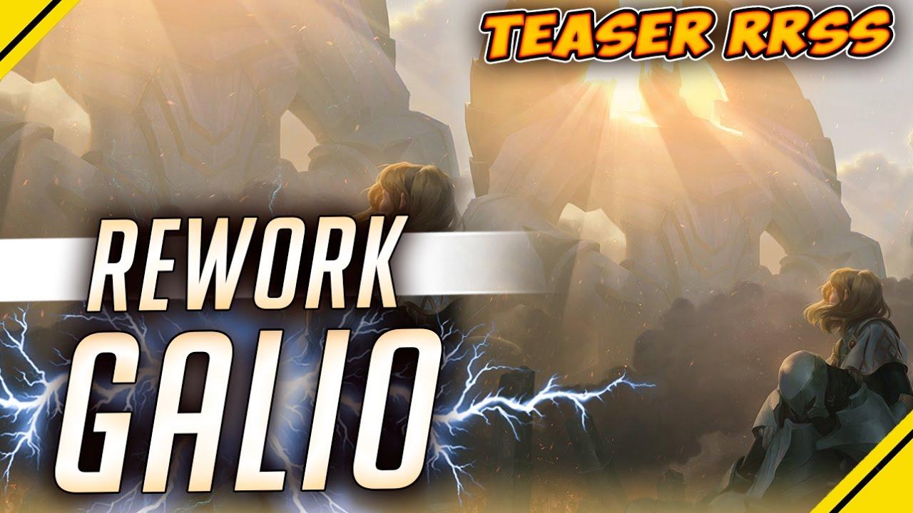 Galio Teaser