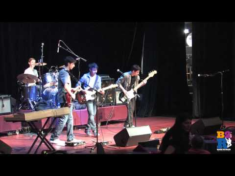 B2R Battle of the Bands XIV - Throwing Wrenches - 1st Place