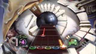 Guitar Hero 3 Custom - West County Hospital by MORDRED