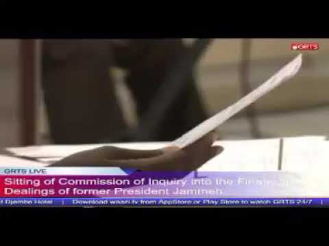 Day 15 - Gambia Commission Of Enquiry