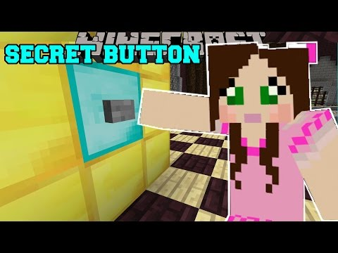 Minecraft: THE SECRET BUTTON - Custom Map