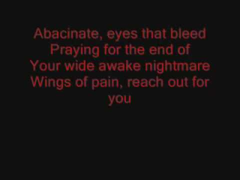 Angel of Death by Slayer with lyrics!