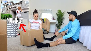 ARE WE MOVING IN TOGETHER?? | HeyItsSarai