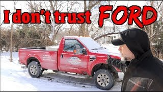 Why I don't trust Ford After 19 years & 15 new Trucks. Gas VS Diesel Reliability & performance