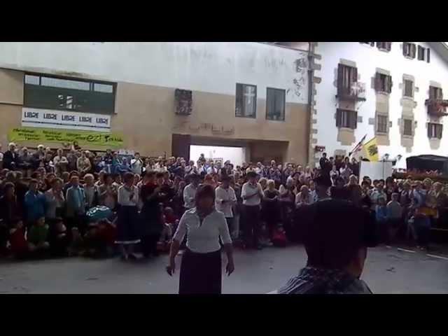 Soka dantza, Santixabelak 2014
