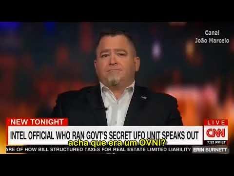 Investigações do Pentágono - Entrevista com Luis Elizondo