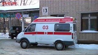 Собаки нападают на людей у больницы (Обнинск)