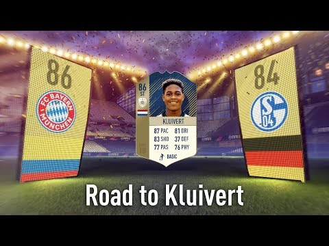 BABY ICON KLUIVERT?! SUPER ELITE FUT CHAMPS REWARDS! ROAD TO KLUIVERT #6 FIFA 18 ULTIMATE TEAM