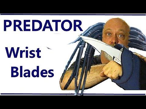 Make Predator Wrist Blades that work