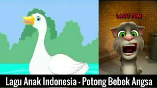 Lagu Anak - Potong Bebek Angsa - Lagu Anak Terpopuler - Lagu Anak Indonesia