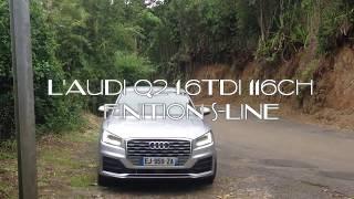 Audi Q2 1 6TDi 116ch
