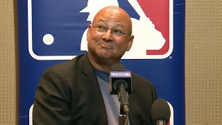 Terry Francona talks 2018 Cleveland Indians