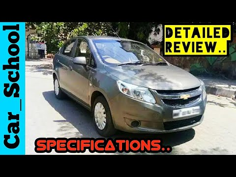 Chevrolet Sail LS Smart_Tech | Detailed Review & Specifications | Hindi |#Car_School