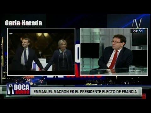 Embajador de Francia en Perú, Fabrice Mauriès, habla sobre la elección de Emmanuel Macron