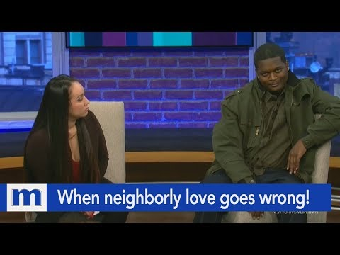 When neighborly love goes wrong! | The Maury Show