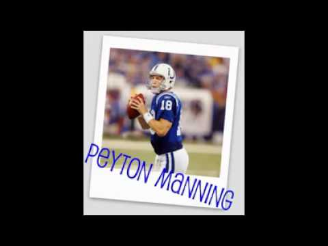 Peyton Manning Colt 4 Life! INKS 5 YR $90 MILLION ...