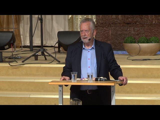 2 September 2018 Söndagsmöte med Gunnar Bergling