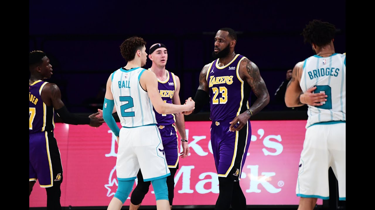 Download LeBron James (37 PTS) vs. LaMelo Ball (26 PTS) Showdown | Best Highlights
