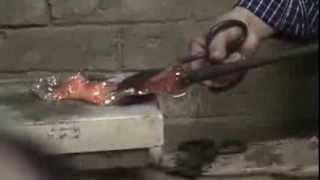 Работа стеклодува в Венеции. Изготовление стеклянной фигурки.Стекло Мурано.(, 2013-11-15T11:44:44.000Z)