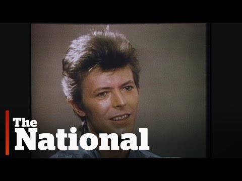 David Bowie Explains Ziggy Stardust