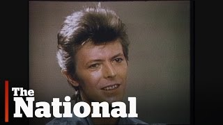 In this 1977 interview, David Bowie talks about Ziggy Stardust and ...
