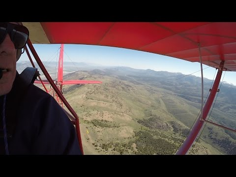 Legal Eagle Flight to 11,117 feet From Ely Nevada