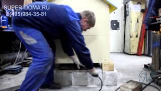 Видеоинструкция: как поднять дом?(В данном видео рассказывается кратко о технологии подъема и перемещении дома. Если Вас интересуют подобные..., 2015-12-03T09:02:26.000Z)