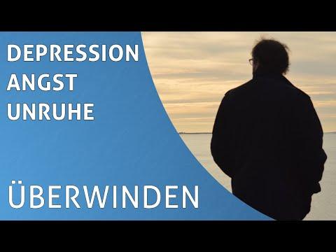 Depression, Angst, Unruhe: Unangenehme Gefühle gehen lassen