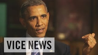 President Barack Obama: The VICE News Interview (Trailer)