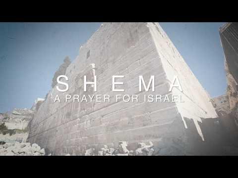 Shema | A Prayer For Israel (Official Lyric Video) - Misha Goetz \u0026 Shae Wilbur