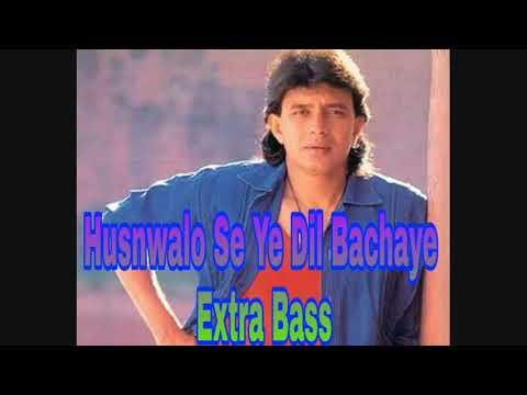 Husnwalo Se Ye Dil Bachaye Dj Extra Bass