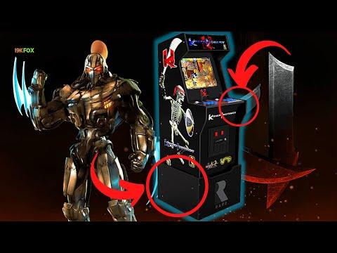 Will Arcade1up fix the Killer Instinct cab?? from 19kfox